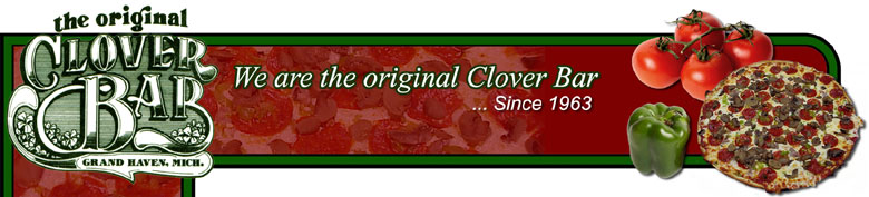 The Original Clover Bar of Grand Haven Michigan