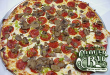 We are a restaurant that specializes in famous one of a kind Pizzas!